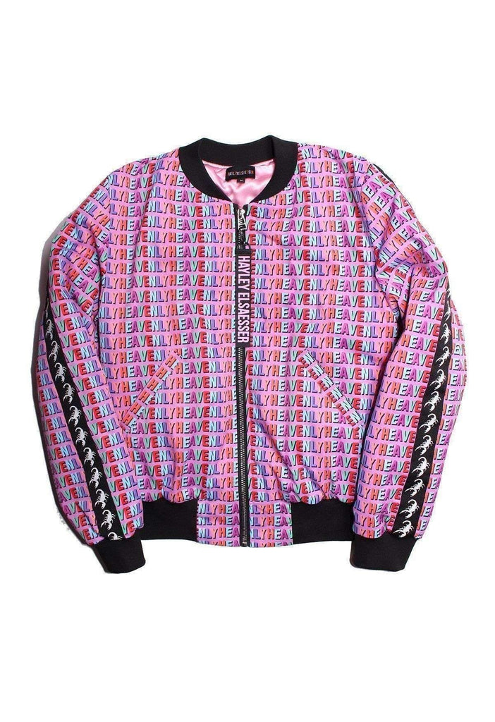 Heavenly Bomber Jacket