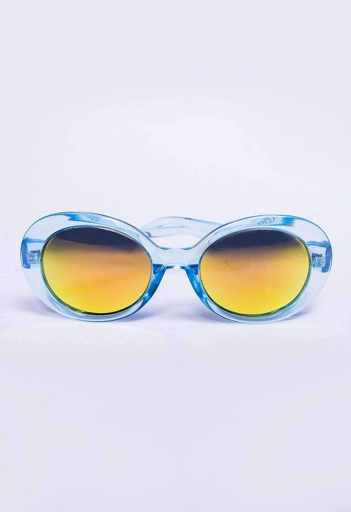 Ice Blue Roswell Sunglasses
