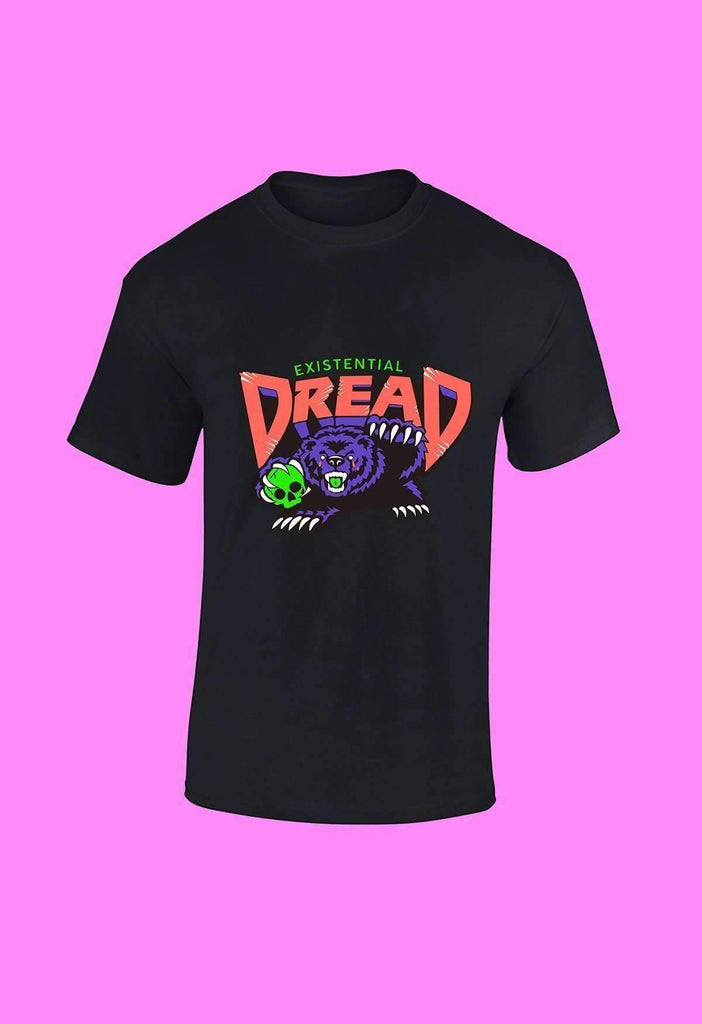 Orange and Grape Existential Dread T-Shirt