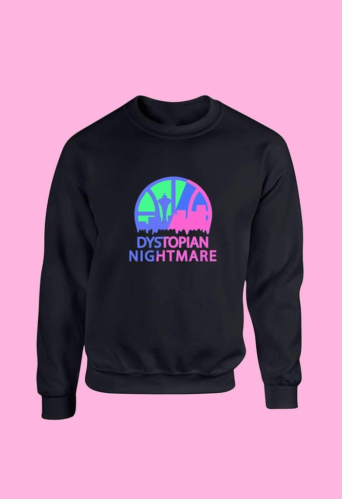 Tropical Dystopian Nightmare Crewneck