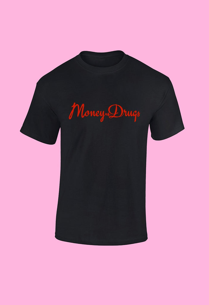 Money & Drugs T-Shirt hidden
