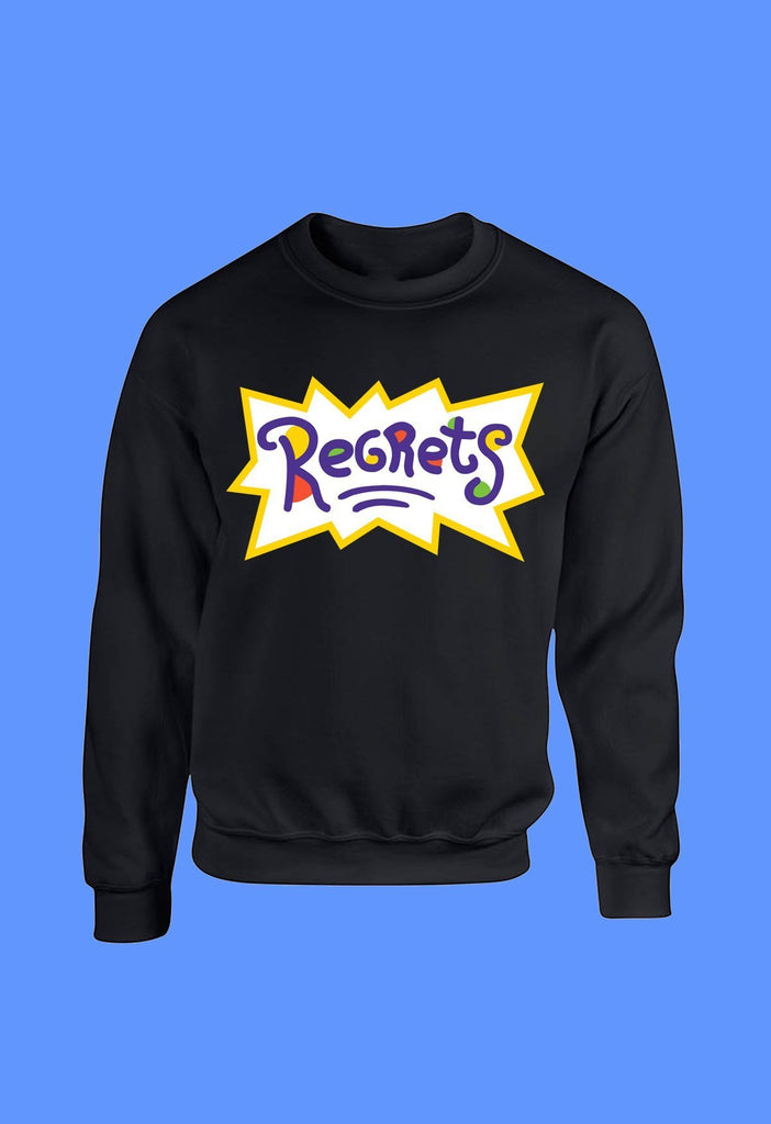 Regrets Crewneck