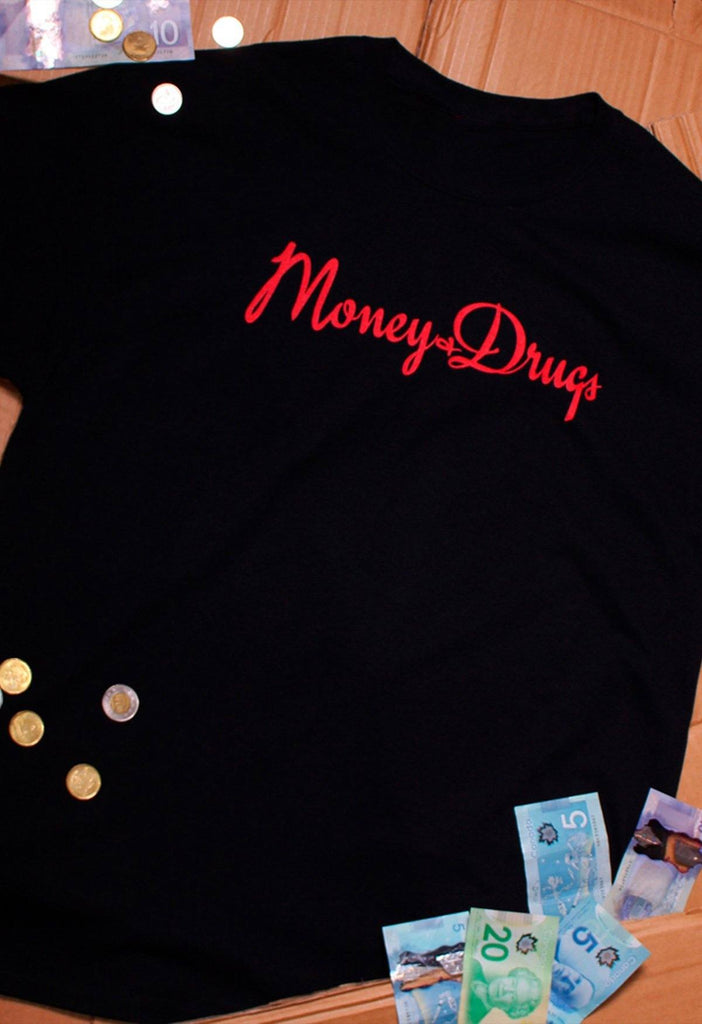 Money & Drugs T-Shirt