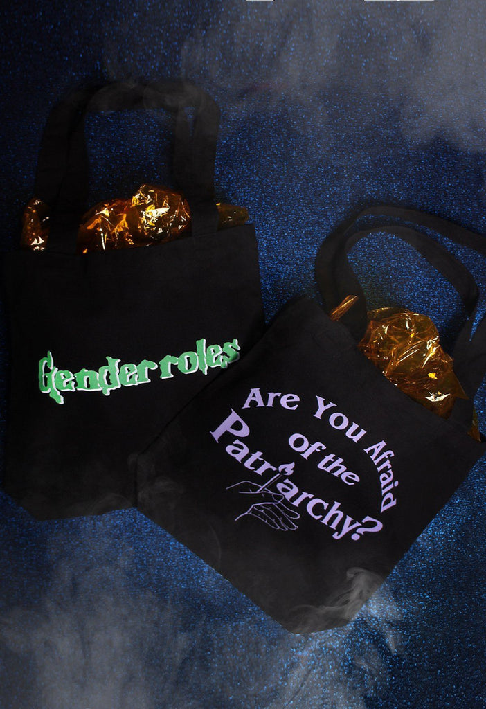 Are You Afraid of The Patriarchy Tote