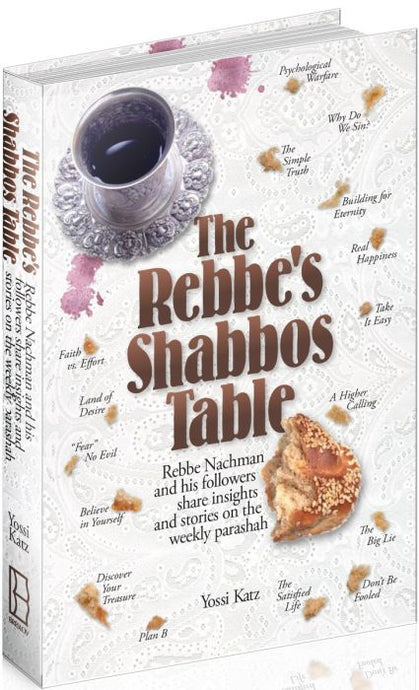 The Rebbe's Shabbos Table