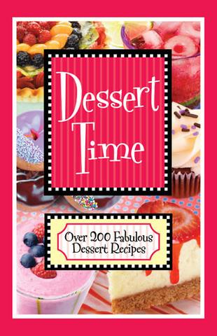 DESSERT TIME KOSHER COOKBOOK