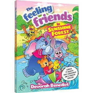 The Feeling Friends In Sunshine Forest Comic Story