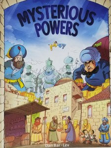 Mysterious Powers Comic Story