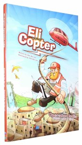 Eli Copter Operation India Comic Story