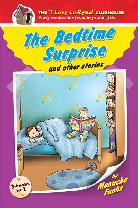 BEDTIME SURPRISE AND OTHER STORIES
