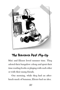 BANANA PEEL SLIP-UP AND OTHER STORIES