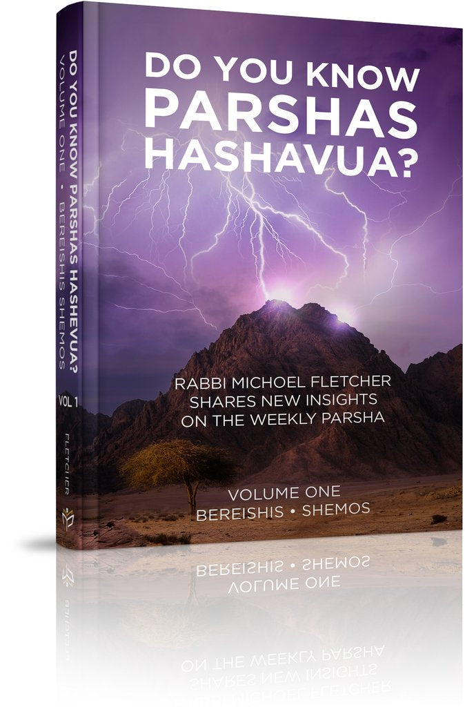 Do You Know Parshas Hashavua? (Volume One)