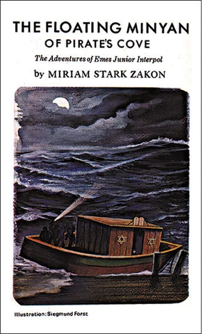 THE FLOATING MINYAN OF PIRATE'S COVE