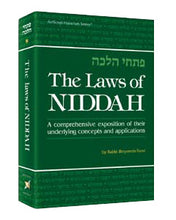 Load image into Gallery viewer, The Laws Of Niddah