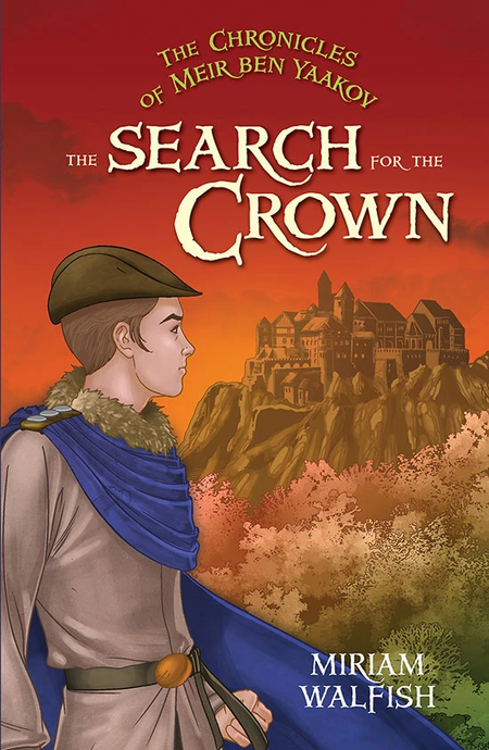THE SEARCH FOR THE CROWN