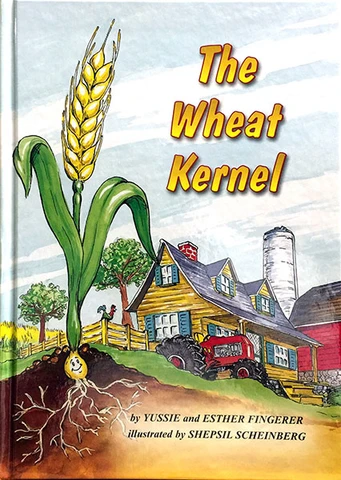 THE WHEAT KERNEL