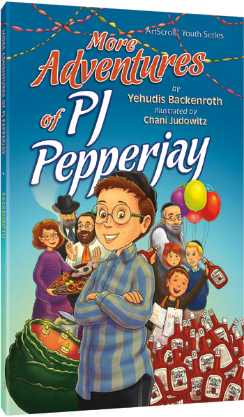 More Adventures of PJ Pepperjay (Softcover)