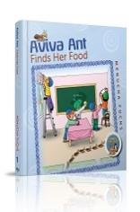 Aviva Ant Finds Her Food