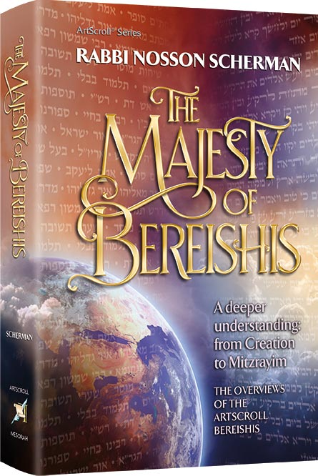 The Majesty of Bereishis