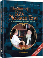 Load image into Gallery viewer, The Story of Rav Nosson Tzvi