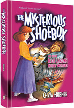 Load image into Gallery viewer, The Mysterious Shoebox and other Leah Lamdan Holiday Mysteries