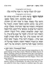Load image into Gallery viewer, Schottenstein  Machzor Interlinear Yom Kippur -Hebrew English - Large Type- Ashkenaz