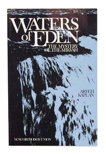 Waters Of Eden - Softcover