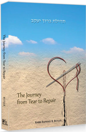 The Journey From Tear to Repair - Softcover