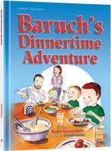 Load image into Gallery viewer, Baruch's Dinnertime Adventure