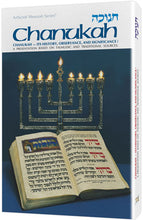 Load image into Gallery viewer, Chanukah: Its History, Observance, And Significance