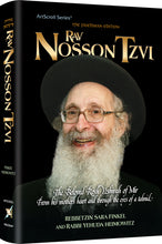 Load image into Gallery viewer, Rav Nosson Tzvi