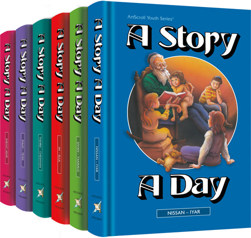 A Story A Day: 6 Volume Set - Full Set
