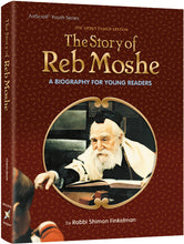 Load image into Gallery viewer, The Story of Reb Moshe