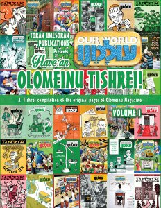 Have an Olomeinu Tishrei! Vol. 1