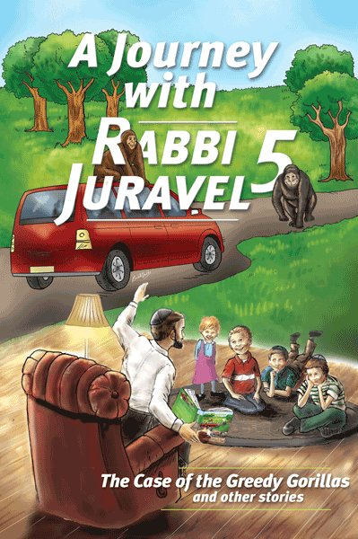 A Journey with Rabbi Juravel 5