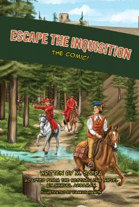 Escape The Inquisiton - The Comic