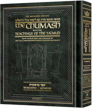 Load image into Gallery viewer, The Milstein Edition Chumash with the Teachings of the Talmud
