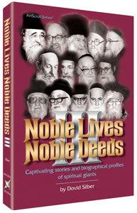 Noble Lives Noble Deeds - Volume 3 (Softcover)