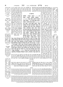 Midrash Rabbah- Megillas   Kleinman Edition-Full Size