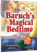Load image into Gallery viewer, Baruch's Magical Bedtime