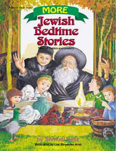 Load image into Gallery viewer, More Jewish Bedtime Stories