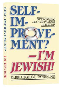 Self Improvement I'm Jewish