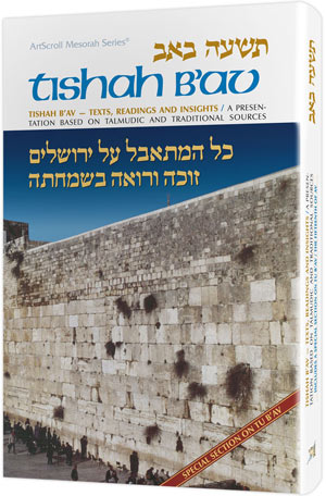 Tishah B'av: Texts, Readings, And Insights