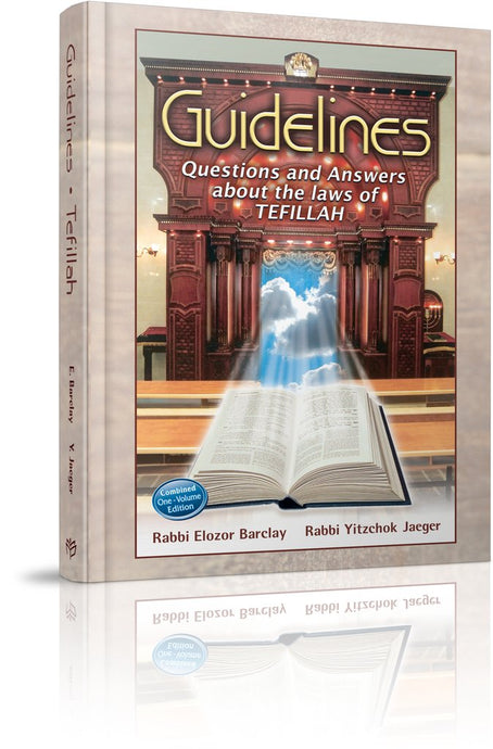 Guidelines to Tefillah One-Volume Edition