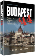 Load image into Gallery viewer, BUDAPEST '44 - Softcover