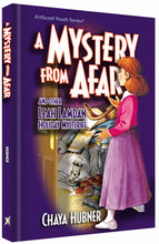 A Mystery from Afar and other Leah Lamdan Holiday Mysteries