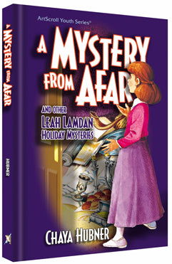 A Mystery from Afar and other Leah Lamdan Holiday Mysteries (Softcover)