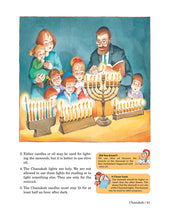 Load image into Gallery viewer, My First Book Of Jewish Holidays