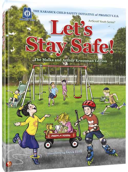Let's Stay Safe (Softcover)