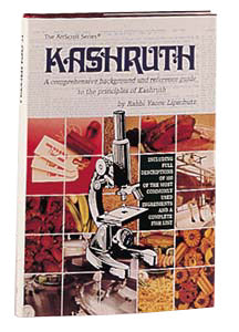 Kashruth - A Reference Guide
